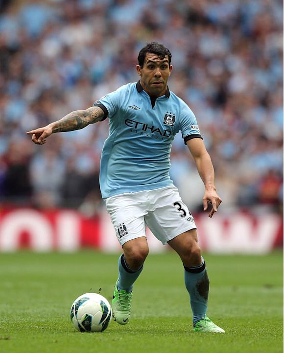 Soccer - Carlos Tevez File Photo