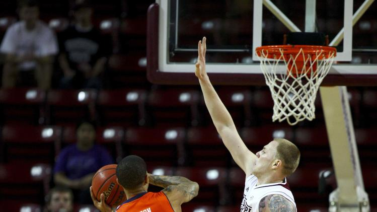 NCAA Basketball: Auburn at Mississippi State