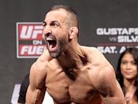 UFC Terminates Reza Madadi's Contract Following His Conviction for Aggravated Burglary