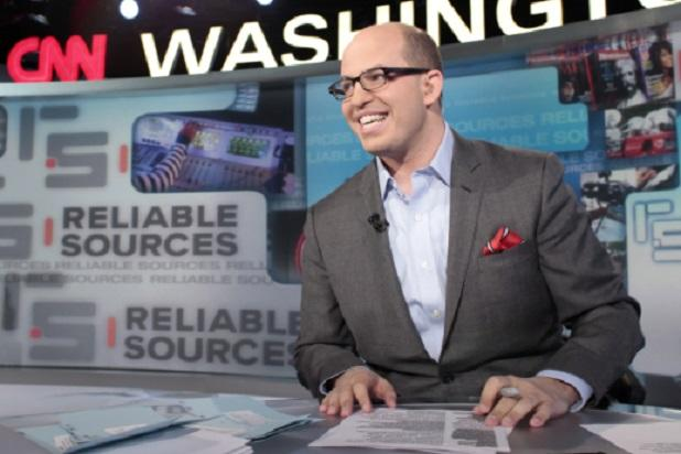 Brian Stelter's CNN Debut Gets Bumpy Ratings Start