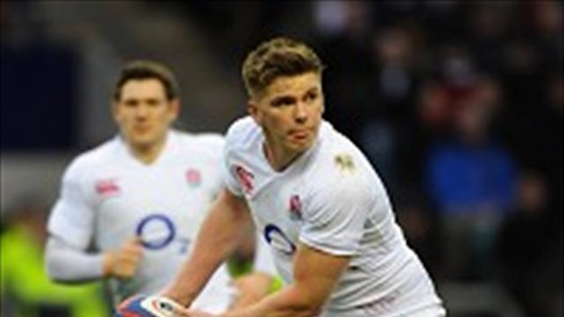 Owen Farrell believes England can become 'special'