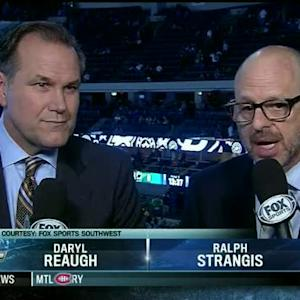 Stars Commentators on Rich Peverley Situation