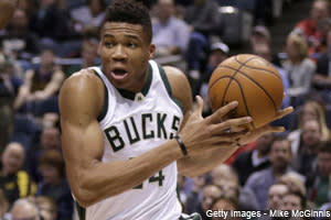 Dose: Giannis is Unfair