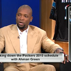 Ahman Green breaks down the Packers 2015 schedule