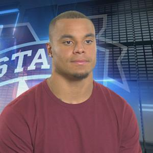 Dak Prescott on upcoming Egg Bowl
