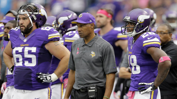 Vikes reeling but Frazier 'certain' of improvement