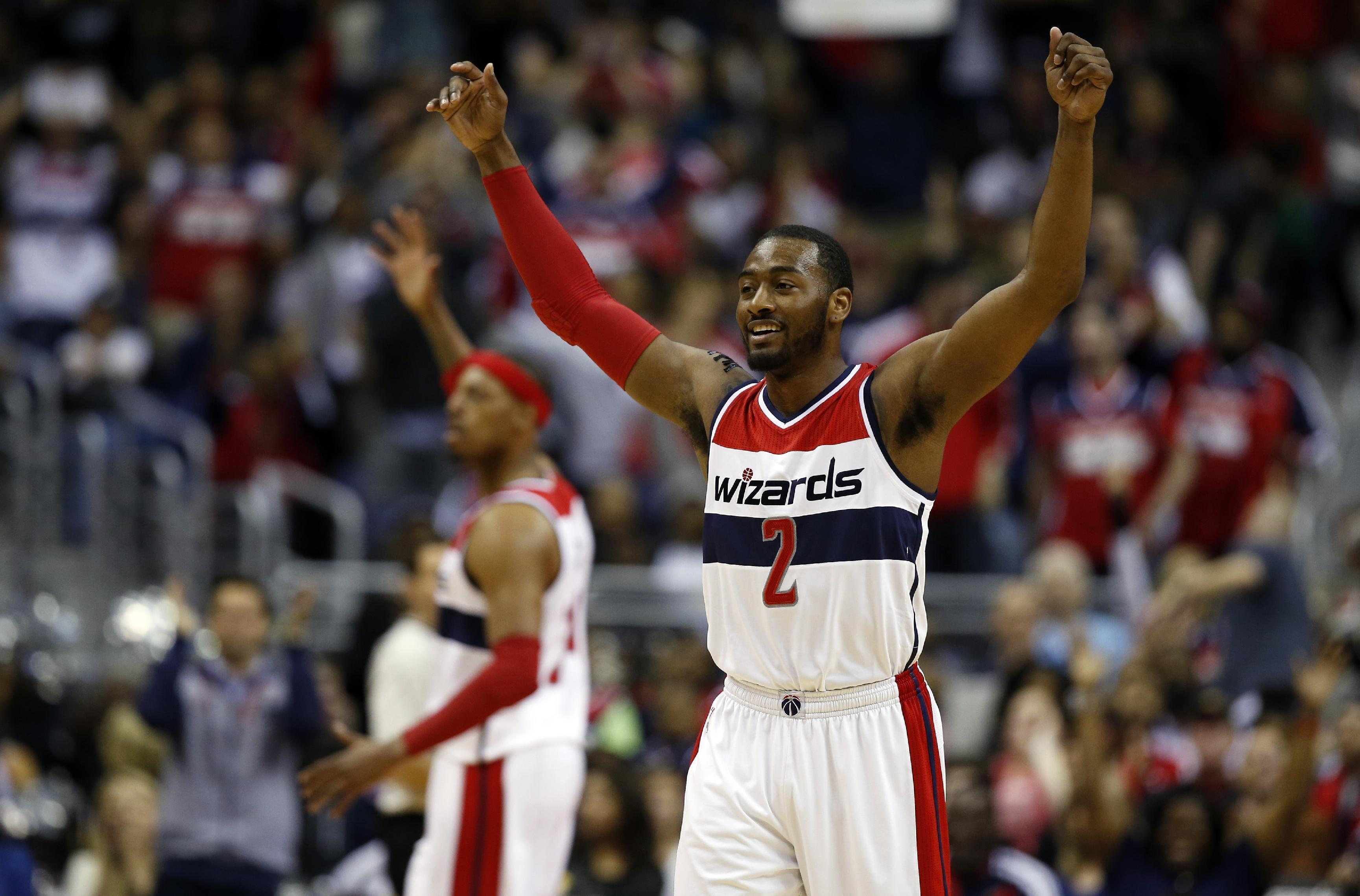 After Wizards get sweep, Pierce takes jabs at Raptors, Drake