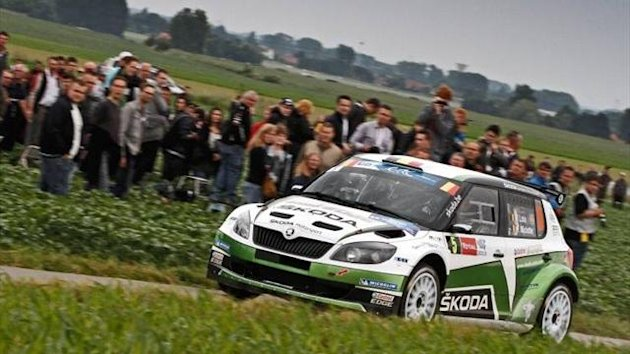 Freddy Loix at ERC Ypres