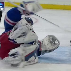 San Jose Sharks at NY Rangers Rangers - 10/19/2014