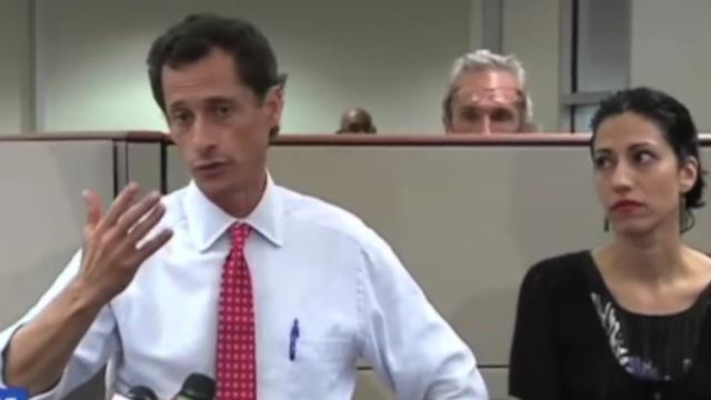 Anthony Weiner Admits Sexting Continued After Resignation from Congress