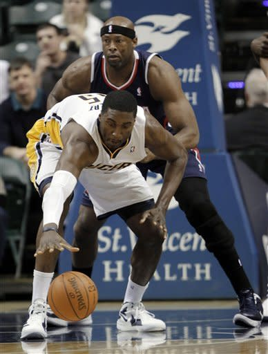 Hawks beat Pacers for third straight victory