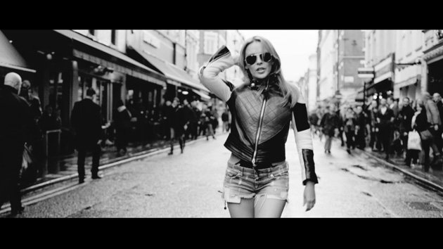 Kylie Minogue, Timebomb video