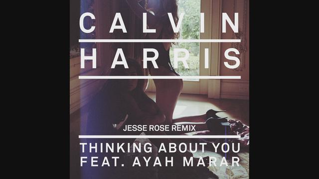 Thinking About You (Jesse Rose Remix) (Audio)