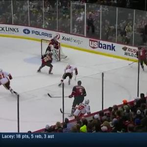 Flames at Wild / Game Highlights