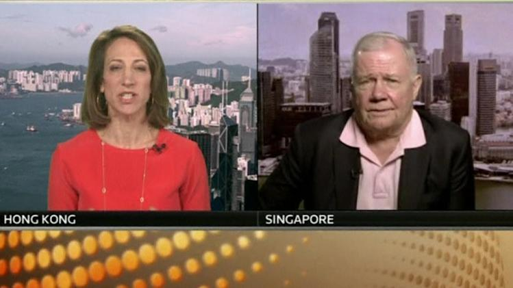 Central banks are making a terrible mistake - Jim Rogers
