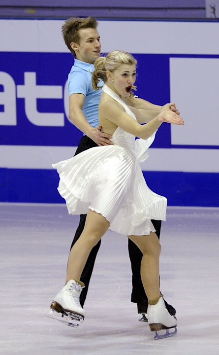 World Junior Figure Skating Championships 2013 - Day 3