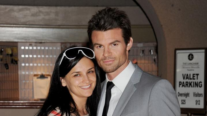 Rachael Leigh Cook and husband Daniel Gillie