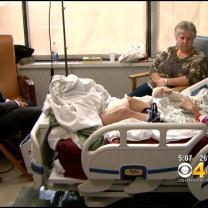 Man Saved From Car Wreckage After 6 Days Still Recovering