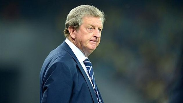 Roy Hodgson's, pictured, salary is less than what Fabio Capello was given