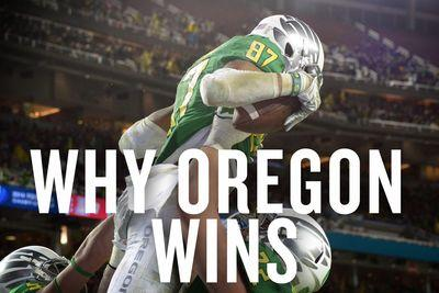 Why Oregon can win the College Football Playoff