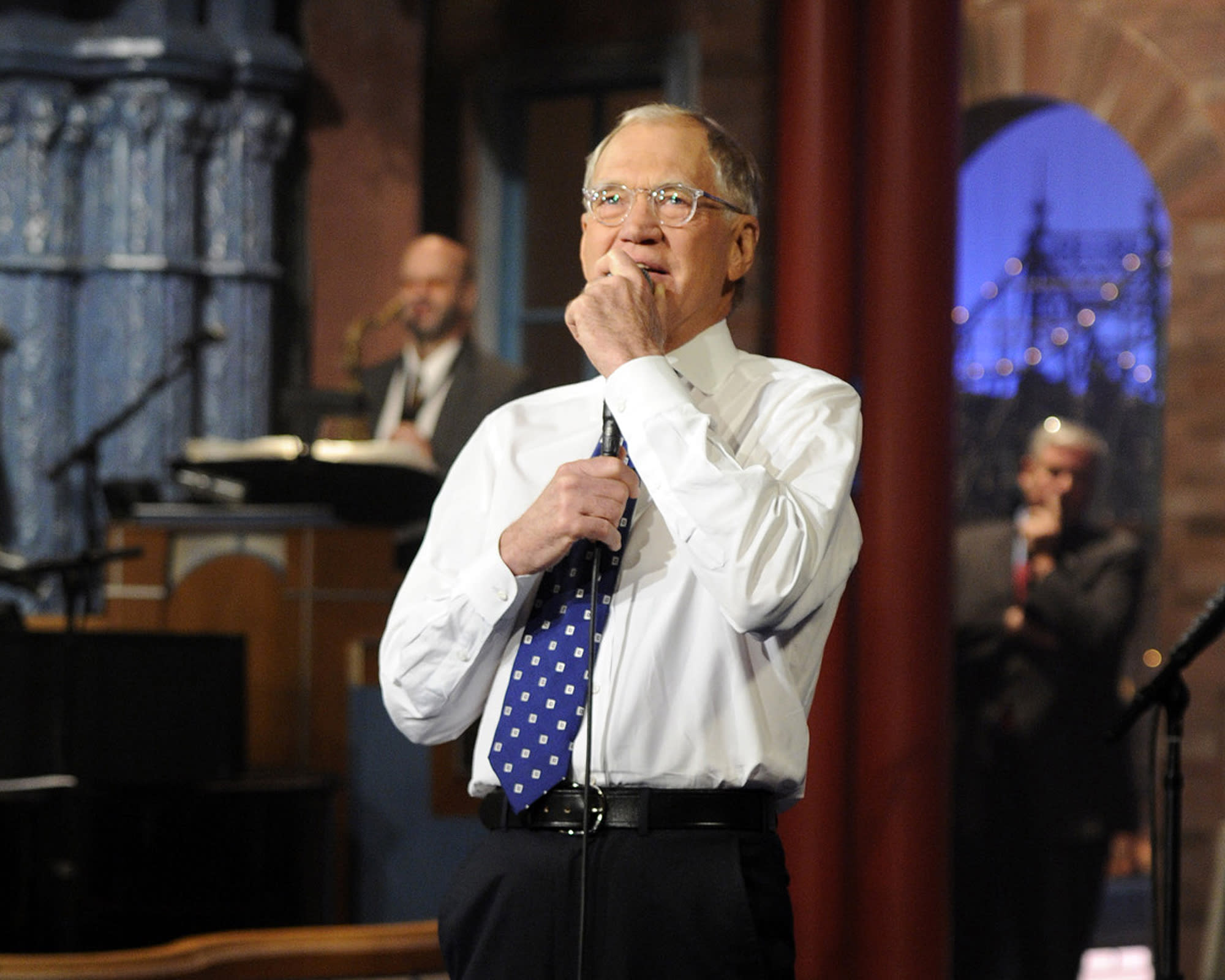 David Letterman signs off after 33 years and 6,028 shows