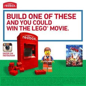 "Tiny Bricks at Tiny Prices: ""The LEGO(R) Movie"" Comes to Redbox"