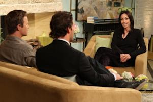 TV personality Heidi Fleiss visits Access Hollywood Live on July 27, 2011 -- George Starbuck/Access Hollywood