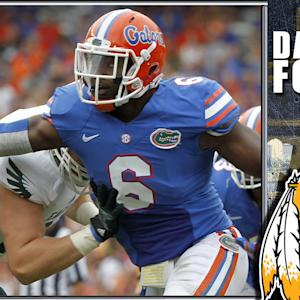 120 NFL Mock Draft: Washington Redskins Select Dante Fowler Jr.