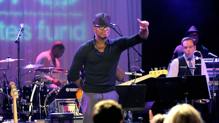 Neyo Unicef Benefit