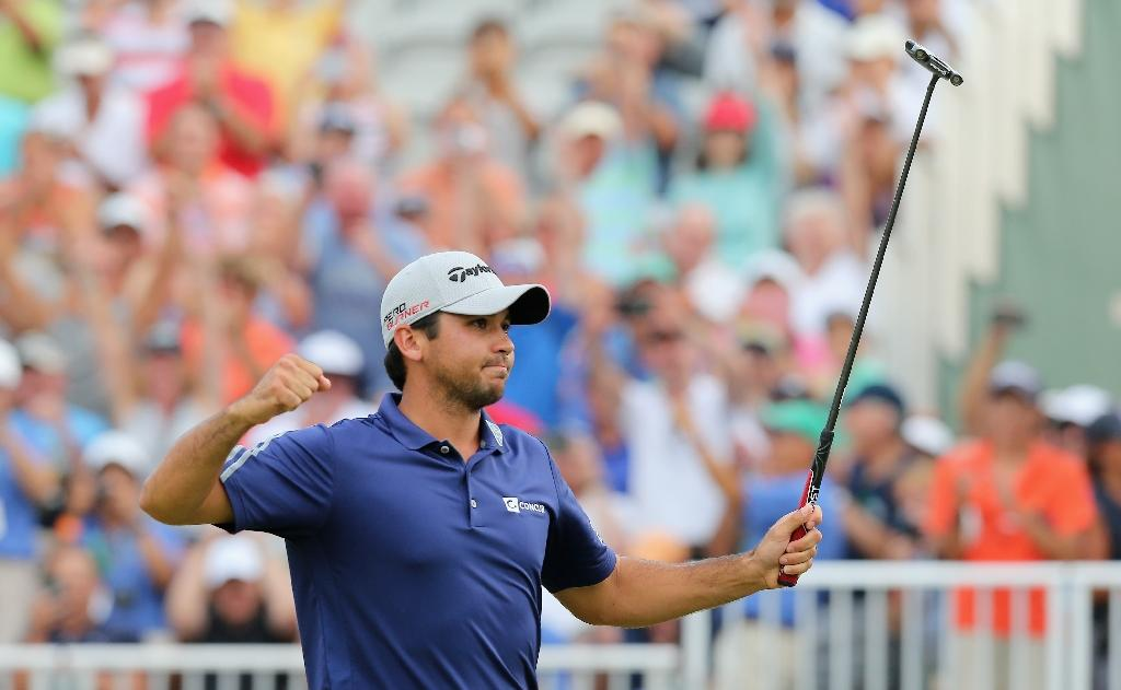 Day powers to victory in the Barclays