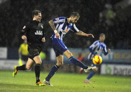 Soccer - Sky Bet Championship - Sheffield Wednesday v Wigan Athletic - Hillsborough
