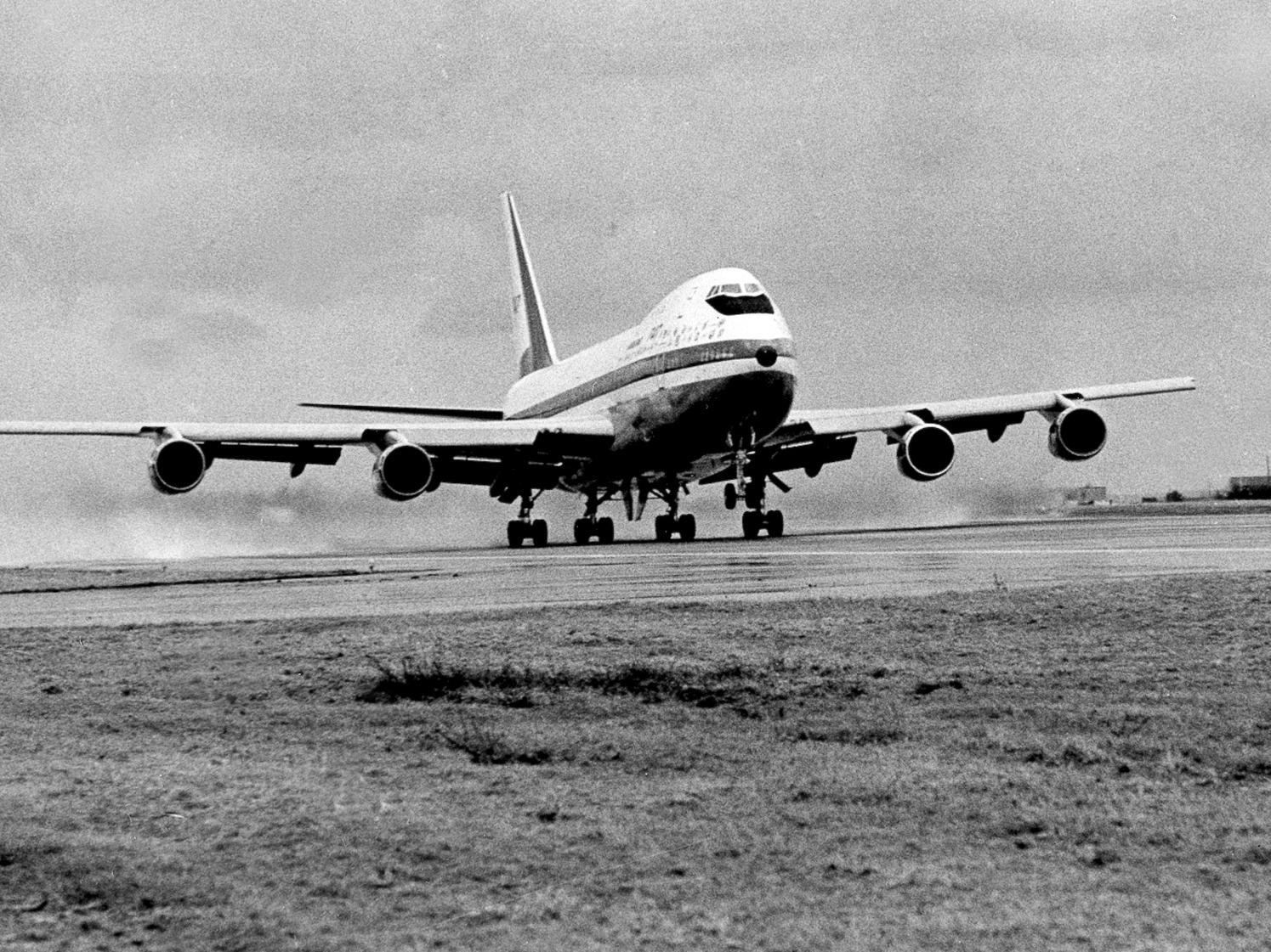 The Boeing 747 jumbo jet changed air travel with this momentous event 47 years ago today
