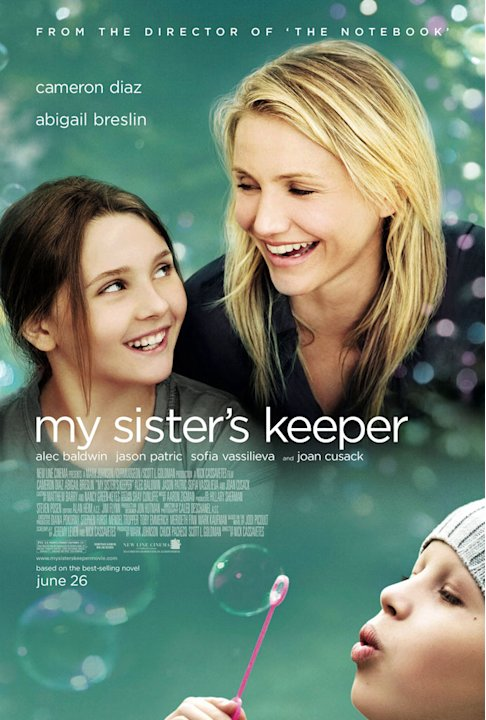 My Sister's Keeper Poster Production Stills New Line 2009