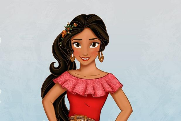Disney Goes Latin With Its Newest Princess