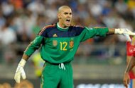 Valdes proud of Ballon d&#39;Or contender Casillas