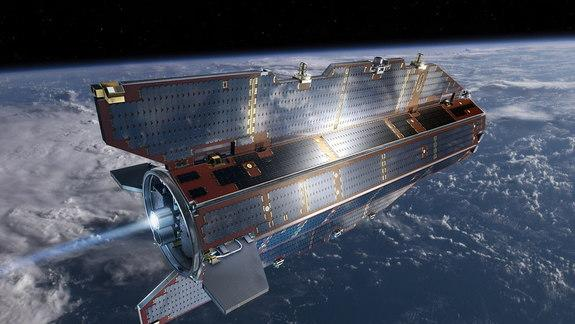 'Ferrari of Space' Doomed: Satellite Will Fall from Space in October