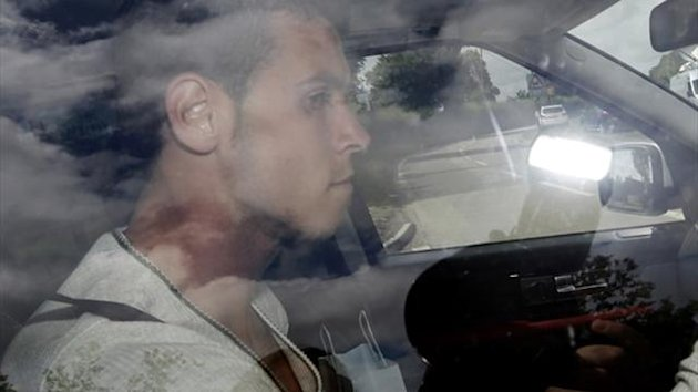 Gareth Bale leaves Tottenham Hotspur's training ground in Chigwell (Reuters)
