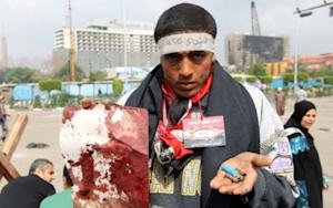 Tahrir Square Protests Turn Deadly