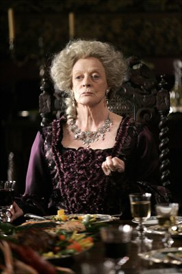Maggie Smith in Miramax Films' Becoming Jane