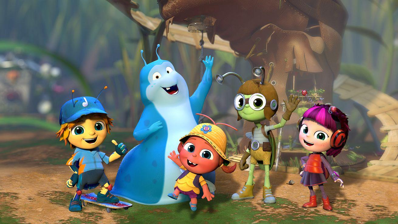 Beat Bugs is a Netflix kids show featuring covers of Beatles songs, coming this summer