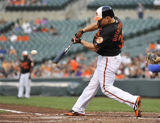 Machado hits 2 HRs as Orioles beat Royals 7-1