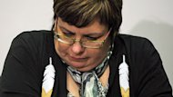 Attawapiskat Chief Theresa Spence is based in Ottawa for her protest.
