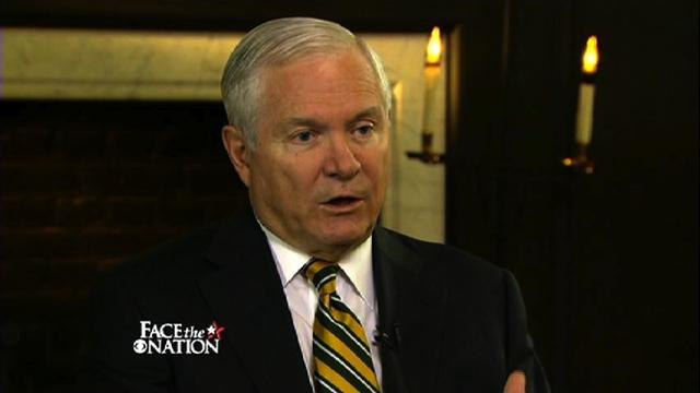 "Gates: ""Difficult if not impossible"" to get military assets to Benghazi in time"