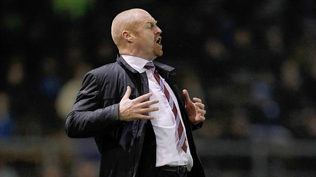 Sean Dyche was pleased with the manner of Burnley's victory