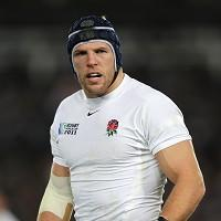 Stuart Lancaster has backed James Haskell (pictured) to make an impact for England