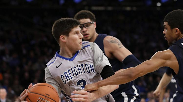 No. 14 Creighton beats Xavier 86-78 to reach final