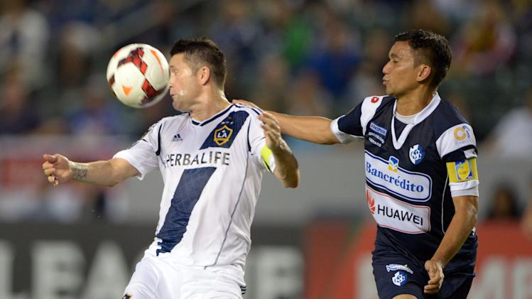 MLS: Champions League-Cartagines at Los Angeles Galaxy