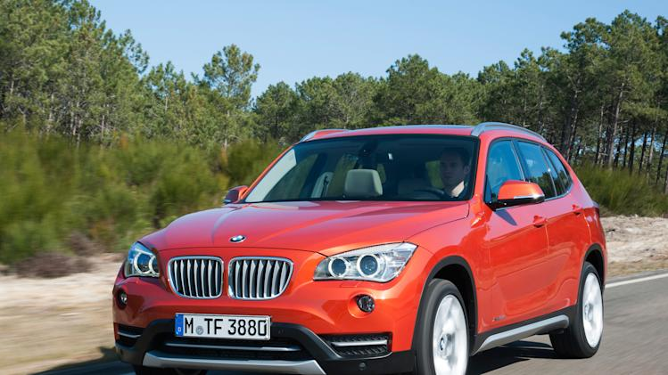 BMW adds small crossover, the X1