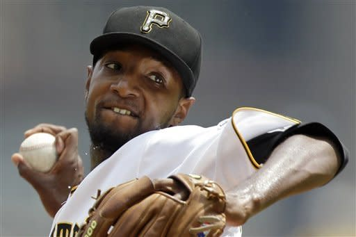 Pirates drop Reds 4-1 for 4th straight win