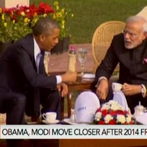 India, U.S. Affirmed Stakes in the Region: Palit
